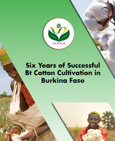 Six Years of Successful Bt Cotton Cultivation in Burkina Faso