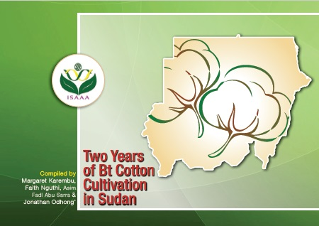 Two years of Bt Cotton Cultivation in Sudan