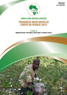Africa Agri-Biotech Updates: Progress with Biotech Crops in Africa 2013