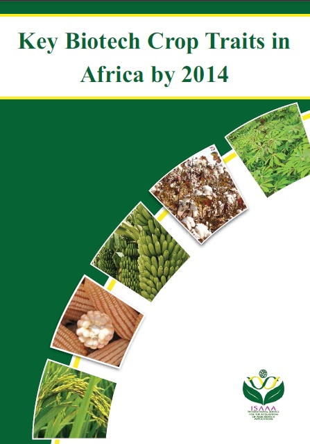 Key Biotech Crop Traits in Africa by 2014
