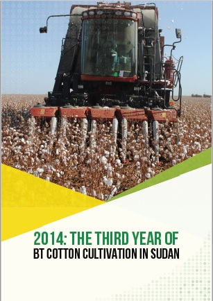 2014: The Third Year of Bt Cotton Cultivation in Sudan