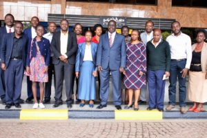 Kenyan Editors Urged to Rely on National Biosafety Authority for GMO Safety Matters
