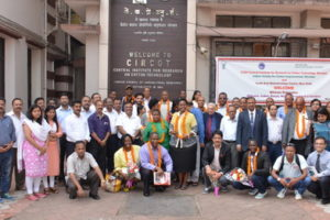 ICAR-CIRCOT Hosts High Level African Delegation Biotech Study Tour in India