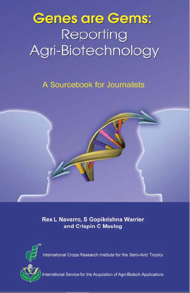 Genes are Gems: Reporting Agri-Biotechnology