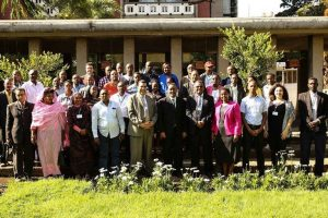 Ethiopian Environment Minister Promotes Biotech to Address Food and Economic Challenges