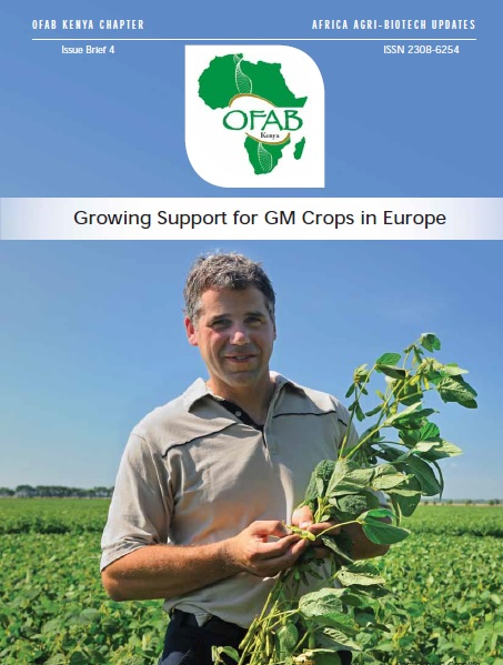 Growing Support for GM Crops in Europe