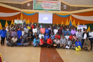 Kenyan Youth Farmers Call for Adoption of WEMA Bt-Maize