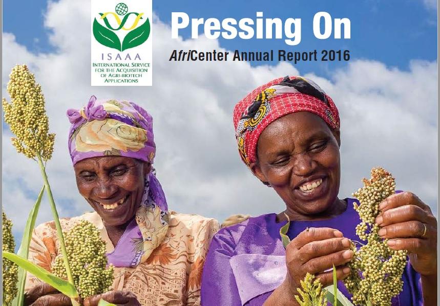 2016 AfriCenter Annual Report