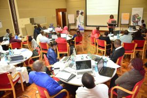 AfriCenter holds Science Communication Training for African Agricultural Researchers