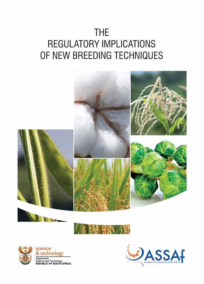 Regulatory Implications of New Breeding Techniques
