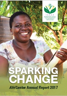 Sparking Change: AfriCenter Annual Report 2017