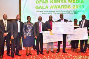 OFAB Kenya Media Awards 2020: Call for Participants