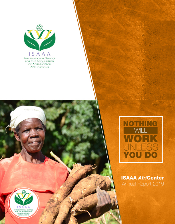 ISAAA AfriCenter Annual Report 2019
