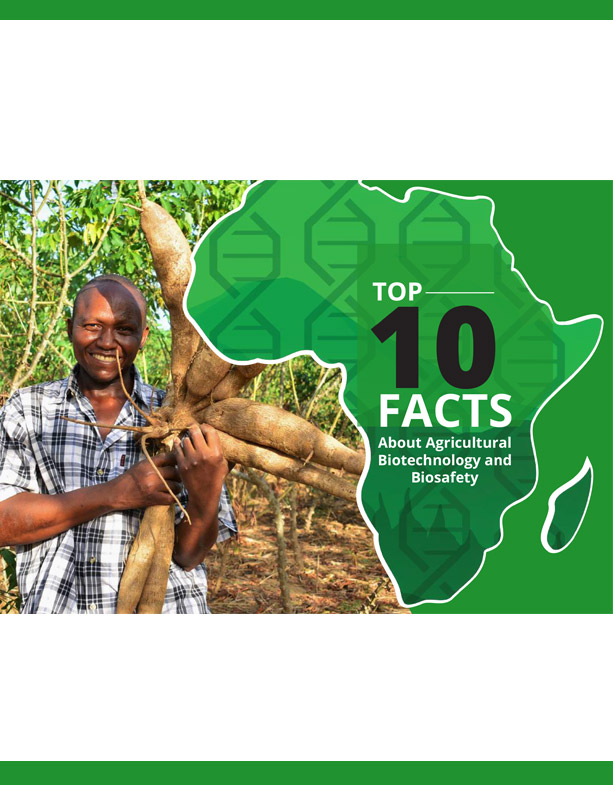 Top Ten Facts about Agricultural Biotechnology and Biosafety in Africa