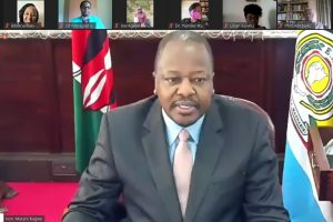 Kenya's Health Minister Warns Misinformation Threatens Gains made against NCDs